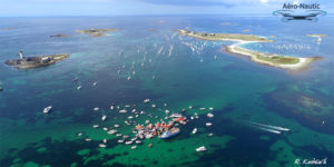 Pardon des Glénan 2019 - SNSM - Fouesnant les Iles Glénan - Aéro-Nautic Formation